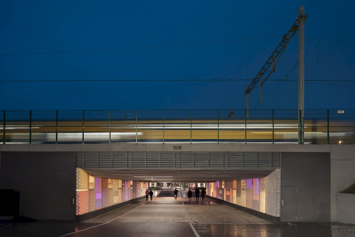 passage centraal station tilburg