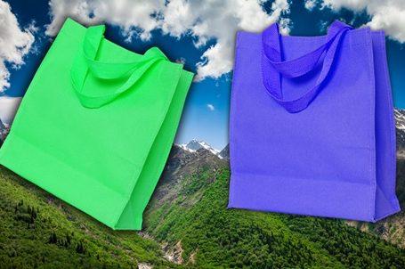 Wat doen plastic tassen met het milieu