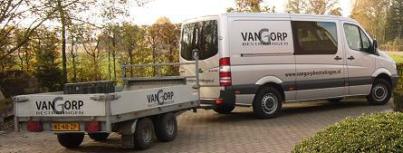 Van Gorp Bestrating