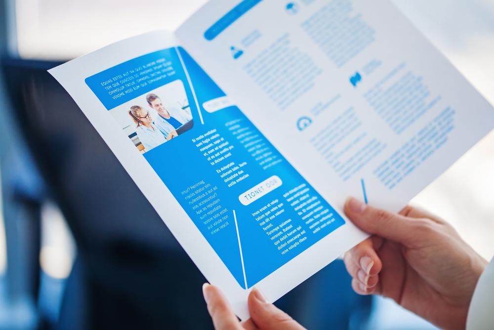 Zo zet je als Tilburgse ondernemer brochures en andere marketingmaterialen in!